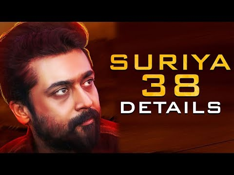 SURIYA 38: Suriya-GV Prakash join hands together!