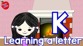 Hmong Channel Learning the Letter K on Hmong Kids Channel