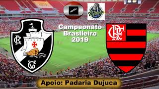 Faixa do Esporte - Vasco x Flamengo - Brasileirão 2019