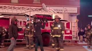 "Chicago Fire: Season 2 Finale: ""Real Never Waits"" Behind the Scenes (Broll)"