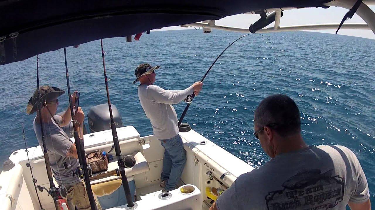 Jacksonville deep sea fishing shark fishing 5 10 13 for Deep sea fishing jacksonville fl