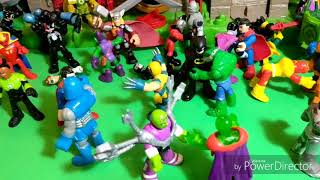 Imaginext Justice League Tryouts Part 2