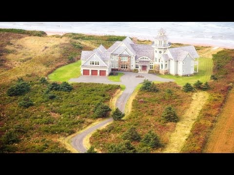 China Real Estate Marketing; Most Expensive House in Prince Edward Island Real Estate Canada PEI