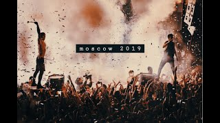 HOLDING ON TO YOU | twenty one pilots concert | Krasnodar - Moscow 2019