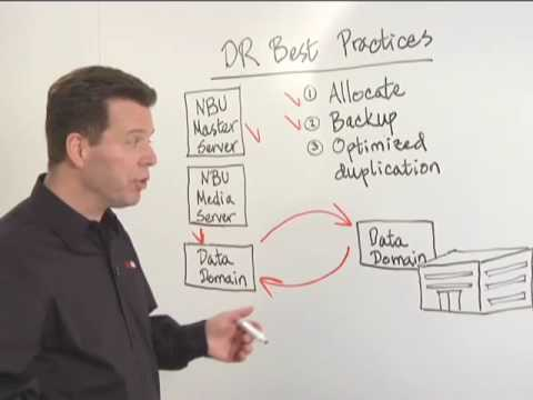 Symantec OpenStorage Backup & Recovery Best Practices with Data Domain