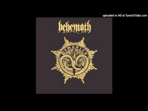 Behemoth - Cursed Angel Of Doom