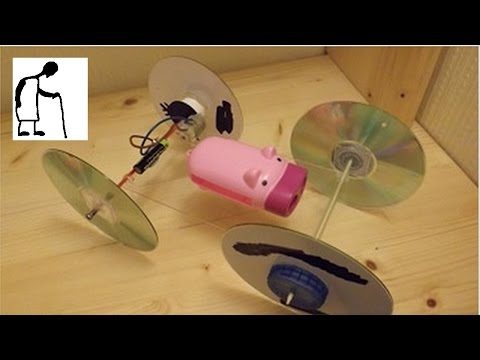 Bargain Store Project #27 Dynamo Pig Torch to Electric Car