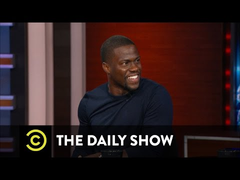 Kevin Hart - Extended Interview: The Daily Show