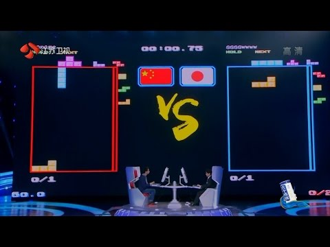 Super Brain 2016 - China vs Japan