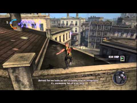 Infamous 3 ps3 gameplay