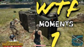 PUBG WTF Moments Episode 1