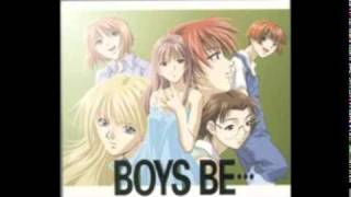 Boys Be My Tomorrow Maeda Aki
