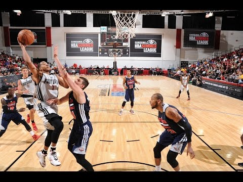 Top 10 Plays: Summer League 7/17/14