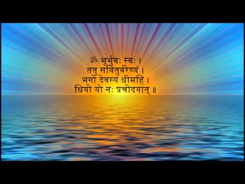 Gayatri Mantra - Power Of Gayatri - Hariharan