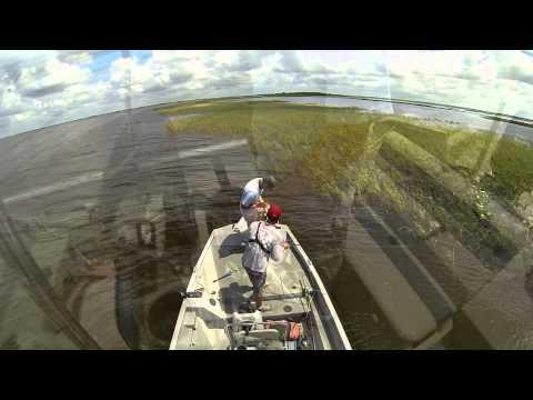 Lake Kissimmee Bass Fishing