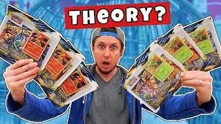 😲THEORY? MORE ULTRA RARE POKEMON CARDS in SPECIFIC UNBROKEN BONDS PACKS?- Trading Card Game Opening