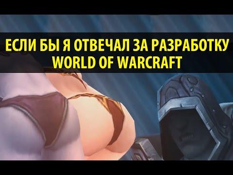 Если бы я отвечал за разработку World of Warcraft!