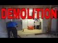 Removing A Non Load Bearing Wall DIY Demolition mp3