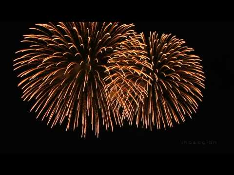 Happy New Year 2013 Fireworks - Frohes Neues Jahr [HD]