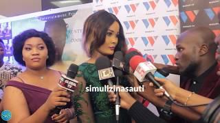 Hamisa Mobetto: Mimi sio'single mother', Diamond akioa simpi mwanangu