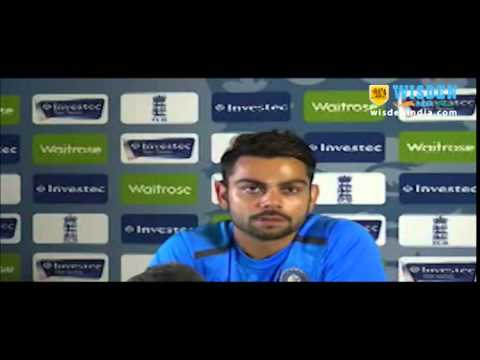 Virat Kohli on the role Rahul Dravid is playing as mentor of the team