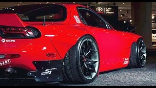 MAZDA RX7 FD3S BEST OF