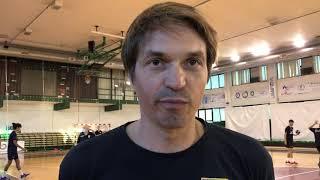 Stage dell'Italia U18 - Popovic: Ragazzi carichi, agli Europei per fare bene