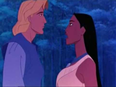 Colours of the wind (Pocahontas English)