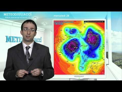Video di approfondimento sulla fase fredda dei prossimi giorni.