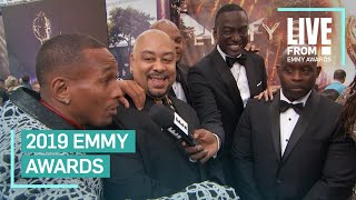 The Exonerated Five Make Red Carpet Debut Alongside Ava Duvernay | E! Red Carpet & Award Shows
