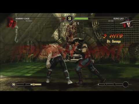 mortal kombat 9 scorpion fatalities. Mortal Kombat 9 interview + HQ