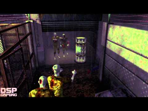 Resident Evil: Code Veronica X HD pt2 - Metal-Detector Shuffle