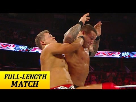 Full-length Match - Raw - The Miz Cashes In His Money In The Bank Contract video