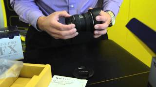 Tokina 11-16mm DX PRO wide angle zoom - Hands on introduction