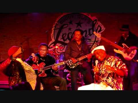 Buddy Guy, B.B. King, George Benson at Buddy Guy's Legends 3/22/2012 Music Videos