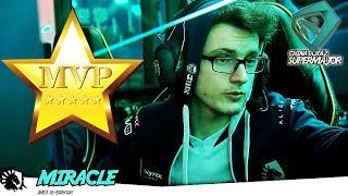 Miracle-, MVP of Team Liquid CHINA SUPERMAJOR - Best Plays Dota 2