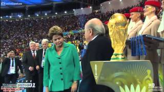 World Cup 2014 closing ceremony  {720P}