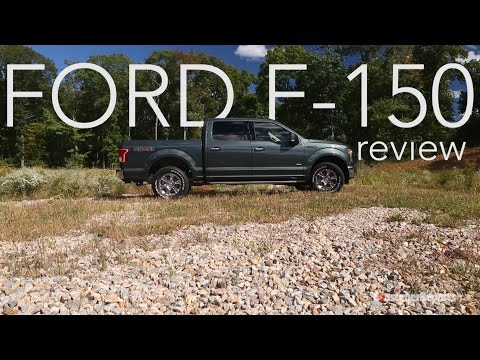 2015 Ford F-150 Review   Consumer Reports