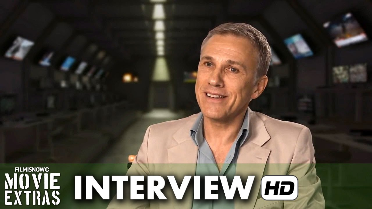 Spectre (2015) Behind the Scenes Movie Interview - Christoph Waltz is 'Oberhauser'