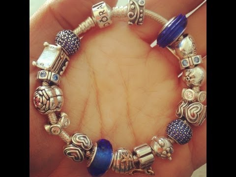 Pandora Princess-Themed Bracelet