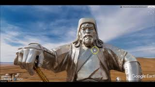 The Tomb Of Genghis Kahn?