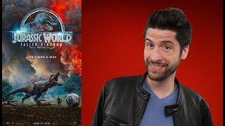 Jurassic World: Fallen Kingdom - Movie Review