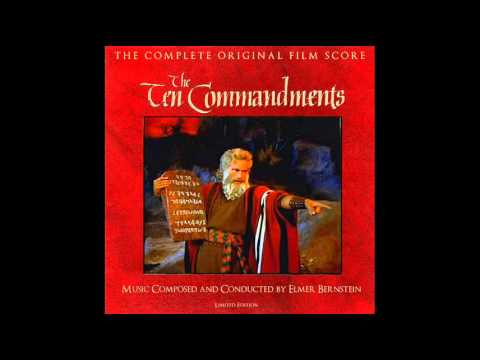 The Ten Commandments Soundtrack Suite (elmer Bernstein) video