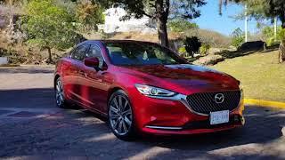 Mazda 6 Signature. Era lo que faltaba.