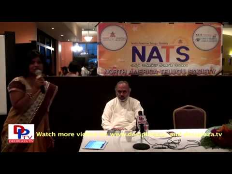 Vote of thanks to Vaastu Pandit Sri Niranjan Babu Bangalore by Sirisha Bavireddy