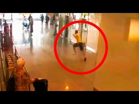LA MISTERIOSA DESAPARICIÓN DE LARS MITTANK - Vídeo real de cámara de seguridad - EXTRE MISTERIOS