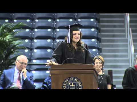 2013 Student-Athlete Graduation Feature