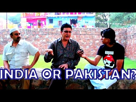 Who Does Kashmir Belong To? India Or Pak? Some Indians React Strongly! video
