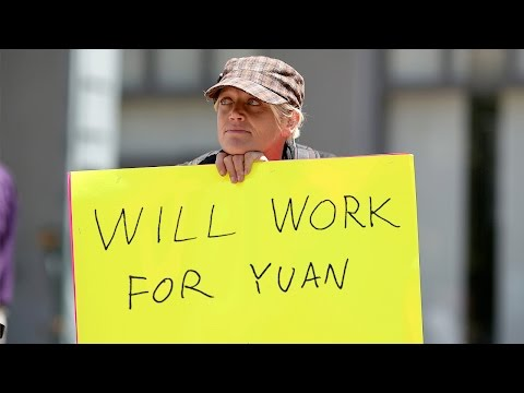 What China's Weaker Yuan Means for You | China Uncensored