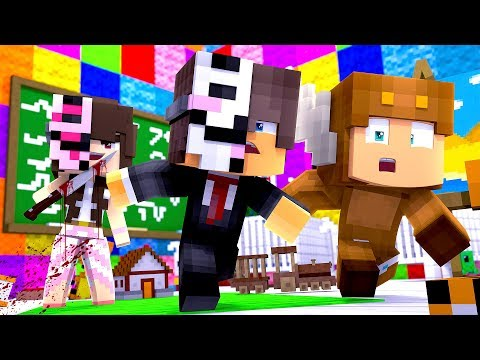 Minecraft Daycare - CYCLONE'S CRAZY GIRLFRIEND! w/ MooseCraft (Minecraft Kids Roleplay)